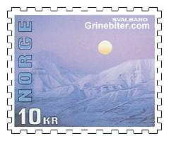 Adventdalen på Spitsbergen