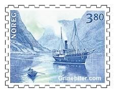 D/S Horneleni Nærøyfjorden