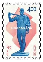 Pioneren, statue av Per Palle Storm