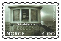 Bølgen, M/B Bølgenpå Varangerfjorden