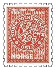 Norsk Folkemuseums emblem