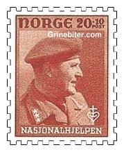 Kronprins Olav i battledress