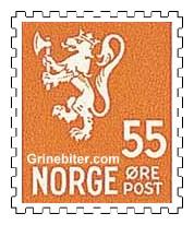 Løven i Norges riksvåpen