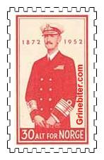Kong Haakon VII i admiralsuniform