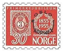 Kopi det første posthornfrimerket