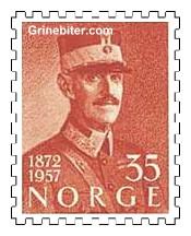 Kong Haakon VII i generalsuniform