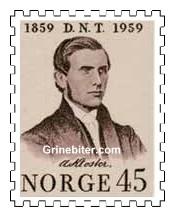 Asbjørn Klosters portrett og navnetrekk