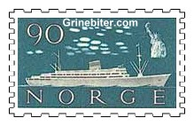 Passasjerskipet Bergensfjord