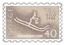 Rødøymannen(helleristning av skiløper)