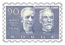 Fredrik Bajer og Klas Pontus Arnoldson
