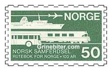 Fly, skip, tog og buss