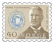 Johan Hjort og torskeegg