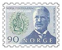 Johan Hjort og marint sekkdyr