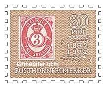 3-skillings posthornfrimerke (18)