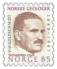 Victor Moritz Goldschmidt