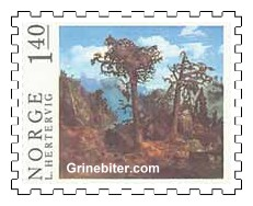 Gamle furutrær