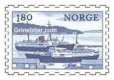 Nordstjernen og Harald Jarlved kai
