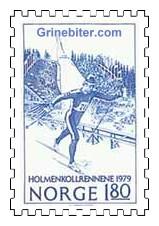 Magne Myrmo i Holmenkollrennene