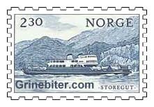 Storegut på Tinnsjøen