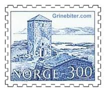 Selje kloster i Nordfjord
