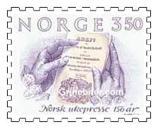 Norges første ukeblad