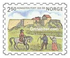 Kongsten fort i Fredrikstad