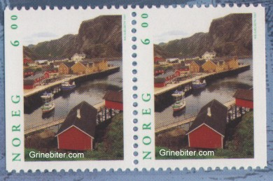 Nusfjord Norway Fishing village