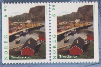 Nusfjord Norway Fishing village